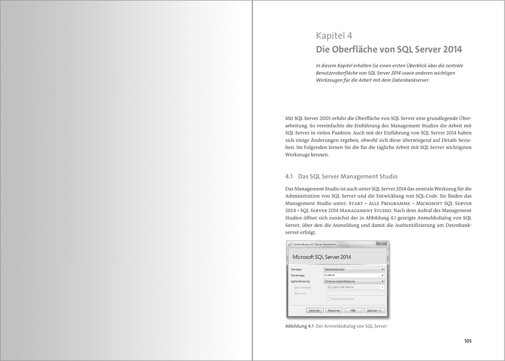 Microsoft SQL Server 2014 – Das Programmierhandbuch