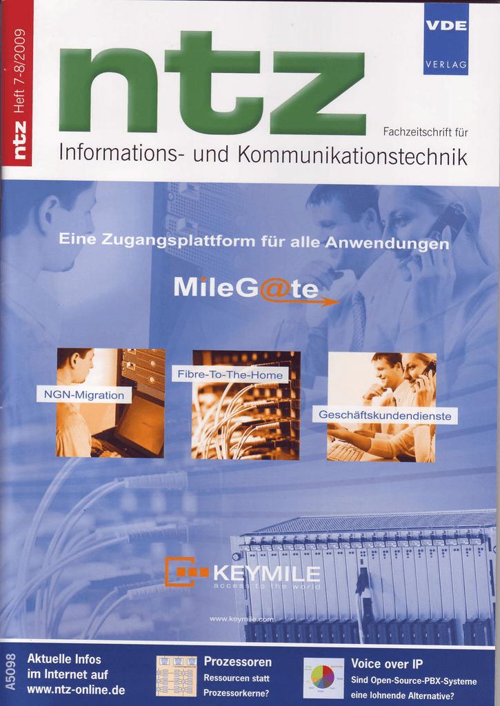 VoIP-TK-Anlagen auf Basis von Open Source (PDF