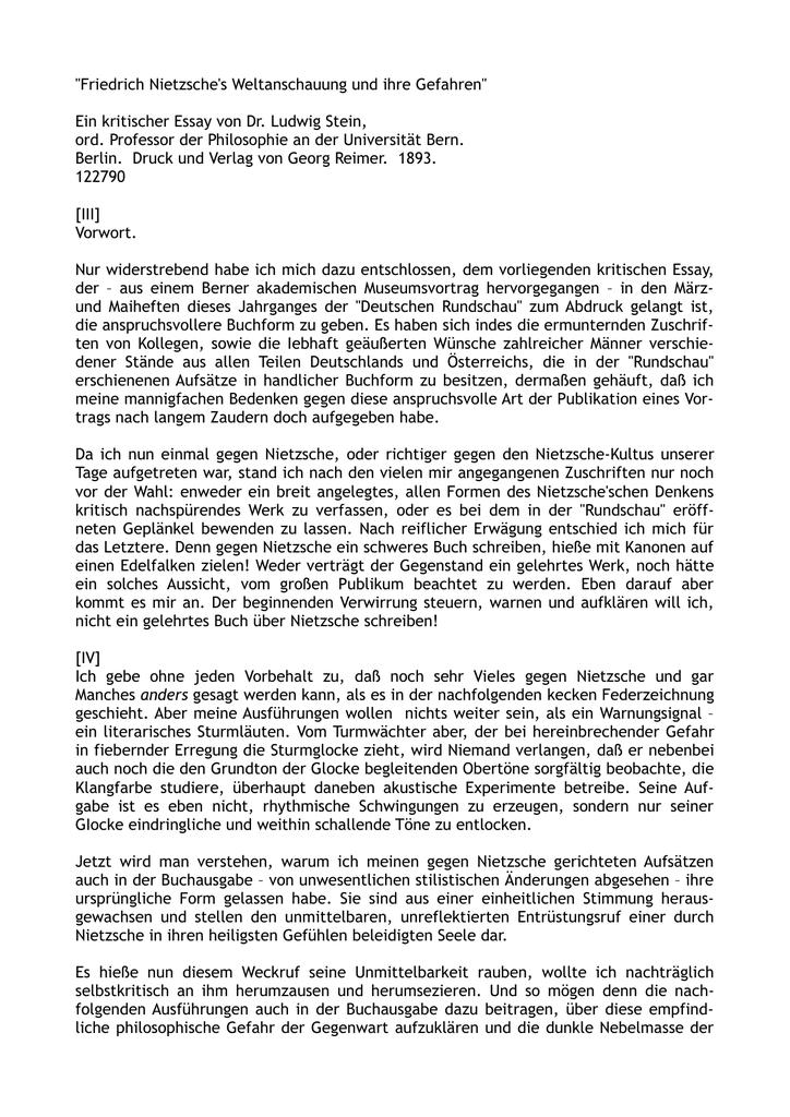 Geschwindigkeit datierung Stellungnahme Essay