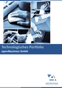 Portfolio - open4business GmbH