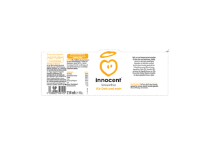 250 ml 1510 7 - innocent Smoothies