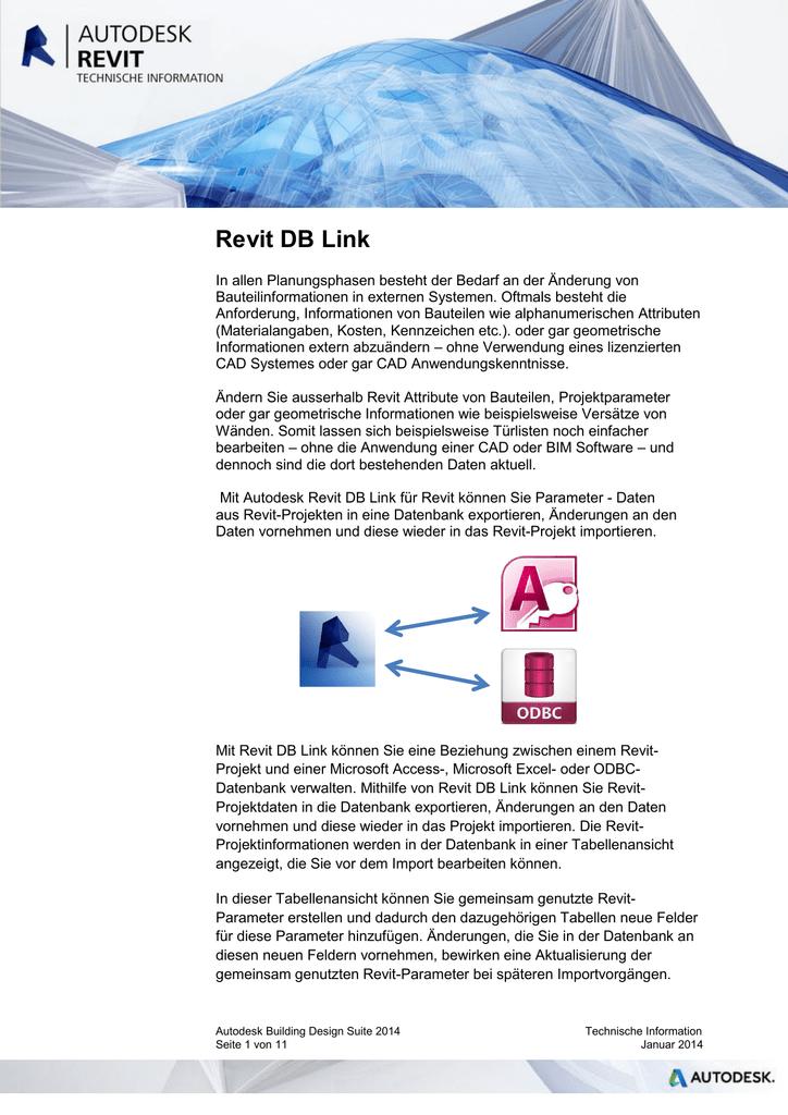 Revit Db Link