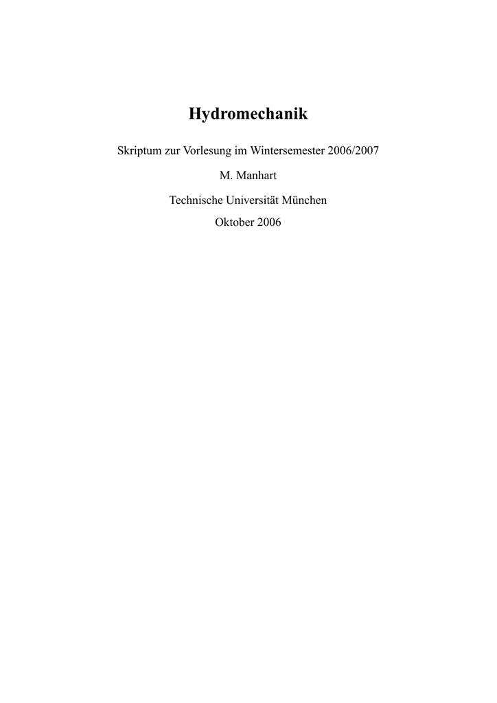 Hydromechanik ccuart Choice Image