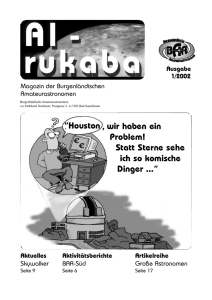 Alrukaba - Homepage of burgenland.astronomie.at