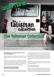 The Talisman Collection - OFFICIAL WEBSITE l Klaus Brennsteiner