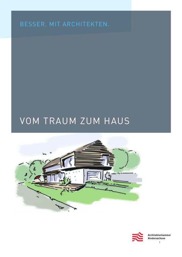vom traum zum haus - Architektenkammer Mecklenburg