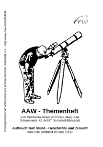 AAW - Themenheft - AAW