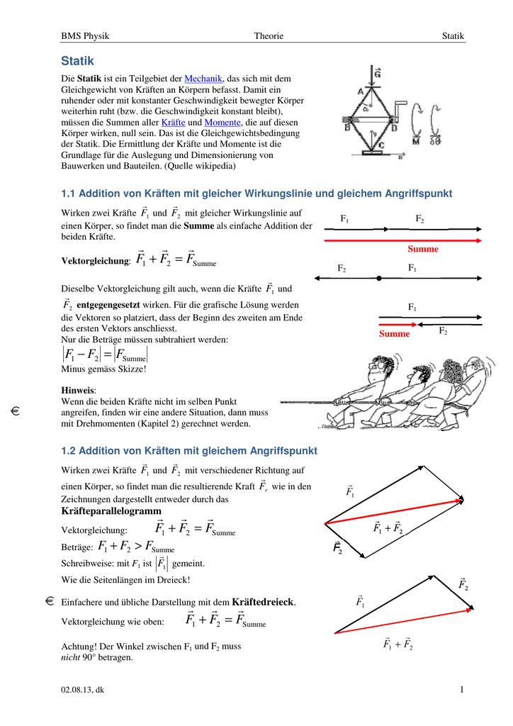 Charmant Physik Arbeitsblatt Vektoren Bilder - Super Lehrer ...