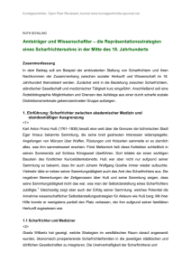 - Kunstgeschichte Open Peer Reviewed Journal