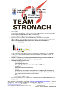 Team Stronach - WordPress.com