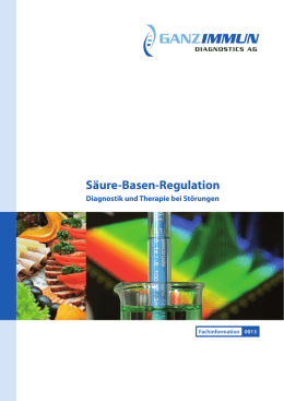 Säure-Basen-Regulation