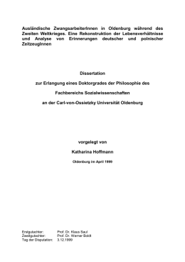 Volltext  - oops/ - Oldenburger Online-Publikations