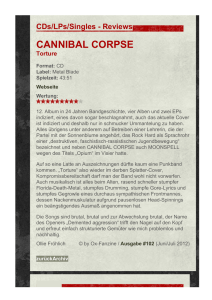 cannibal corpse - Ox