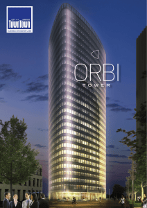 ORBI-Tower Folder 4S