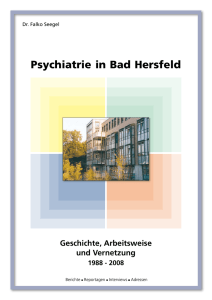Psychiatrie in Bad Hersfeld