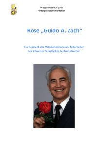 Rose Guido A. Zäch