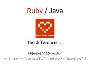 Ruby Java.key