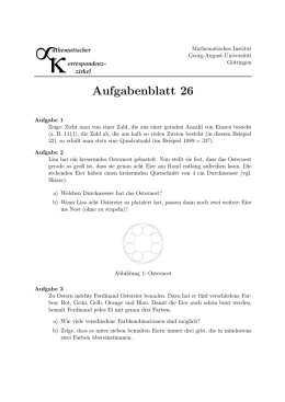pdf-File - Mathematik an der Universität Göttingen - Georg
