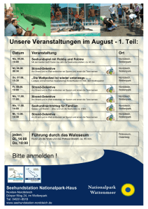 August 2008 Teil 1 (download PDF-Dokument)
