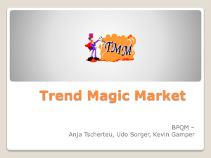 Trend Magic Market - hak