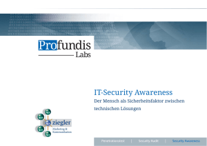 hier - IT-Security Awareness