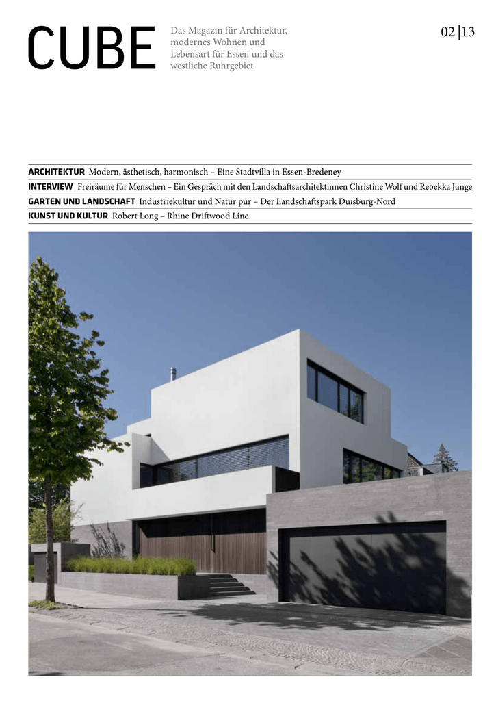 02 |13 - CUBE Magazin