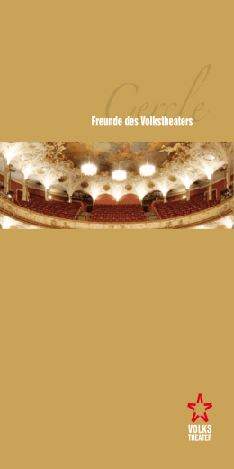 Cercle - volkstheater