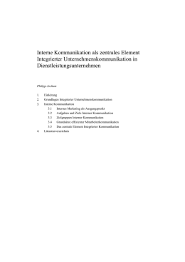 Interne Kommunikation_Jochum