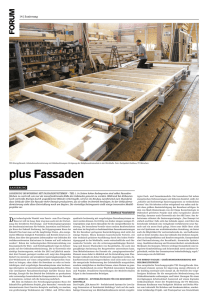 plus Fassaden