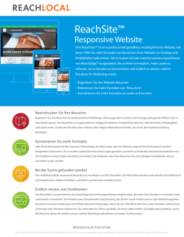 ReachSite - ReachLocal