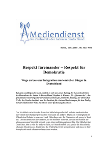 Mediendienst Nr. 5 als pdf-Dokument