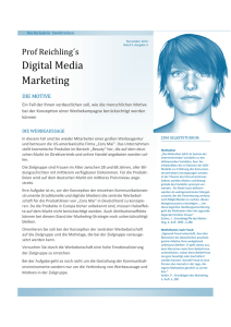 Digital Media Marketing - Mittelstand und Marketing von Prof. Dr