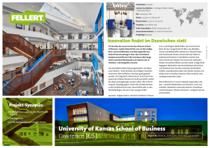 University of Kansas School of Business Lawrence [US]