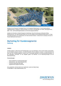 Marketing für Kundensegmente