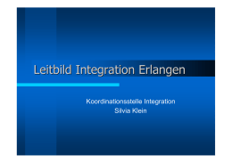 Leitbild Integration Erlangen 09