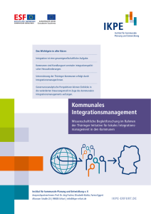 Lokales Integrationsmanagement - ikpe