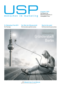 6,7 MB - pdf - Marketing Club Berlin