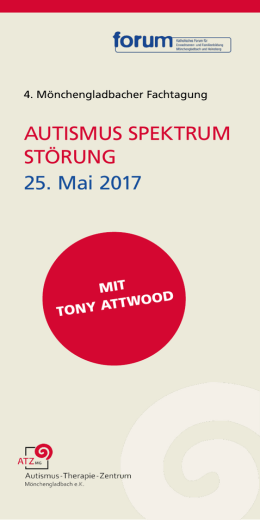 Flyer Tony Attwood