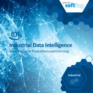 Industrial Data Intelligence