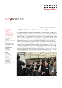 maybrief 30 - Ernst-May