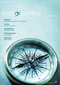 sound:files - bei Doblinger