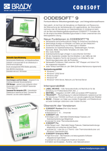 Codesoft9_Datenblatt