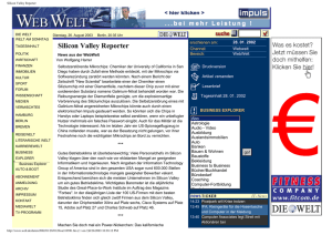 Silicon Valley Reporter