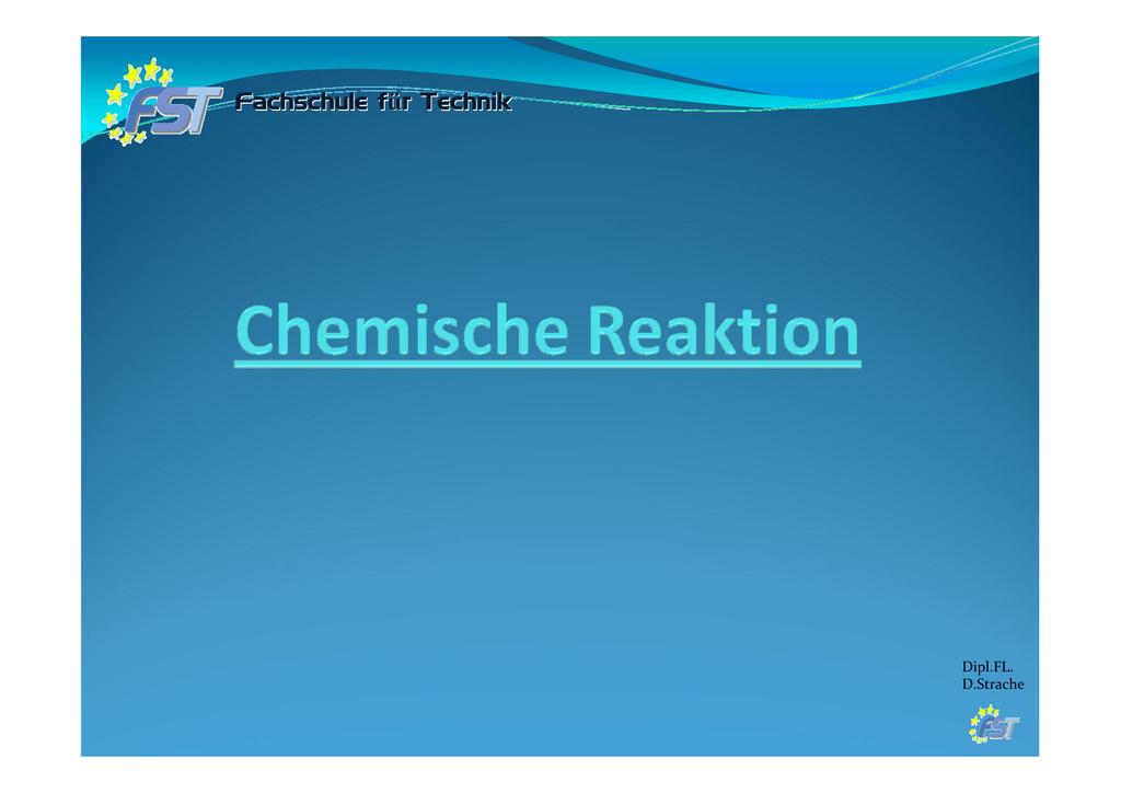 Chemische Verbindungen Fst