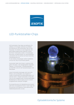 LED-Punktstrahler-Chips