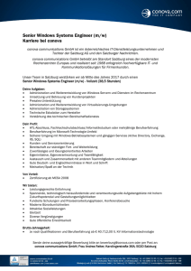 Senior-Windows-Systems-Engineer_Vollzeit_conova