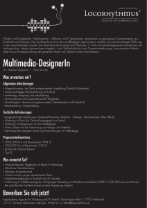 Multimedia-DesignerIn