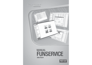 funservice Manual