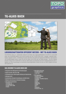 tg-alkis buch - TOPO graphics GmbH
