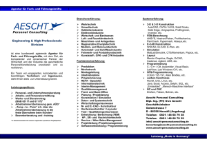 Aescht Consulting 01 - Aescht Personal Consulting